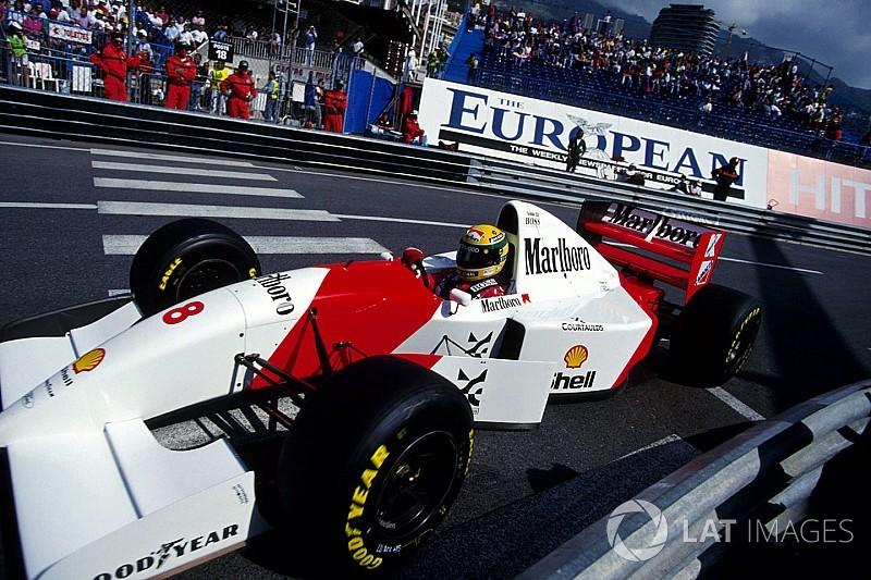 Экклстоун купил на аукционе McLaren Сенны