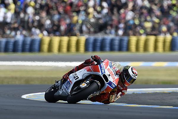 Jorge Lorenzo: Platz 6 bei MotoGP in Le Mans war Schadensbegrenzung
