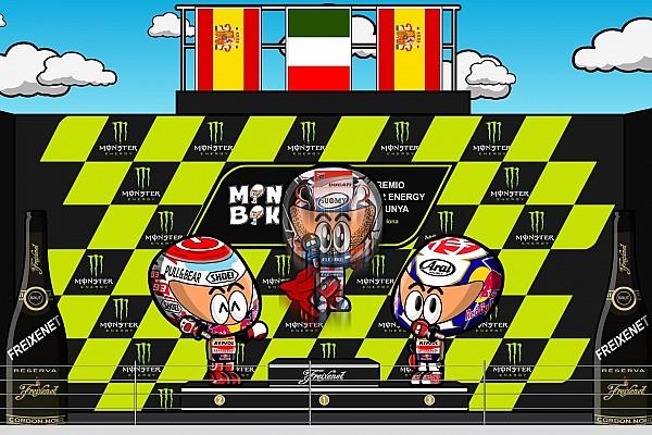 Vídeo: el GP de Cataluña de MotoGP 2017 según 'MiniBikers'