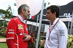 Formule 1 Nieuws Wolff: