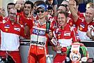 """Lorenzo: """"Rossi ha ido muy rápido, como si no tuviera nada"""""""