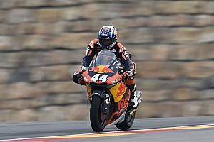 Moto2 Crónica de Clasificación Oliveira obtuvo una pole con suspenso en Moto2