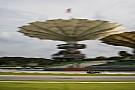 Текстова трансляція кваліфікації Гран Прі Малайзії