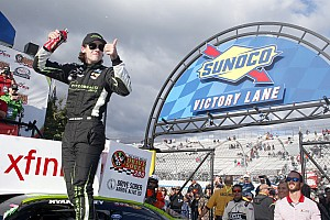 NASCAR XFINITY Race report Ryan Blaney dominates NASCAR Xfinity Series race at Dover