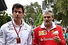 Ferrari vs. Mercedes: empieza la guerra psicológica