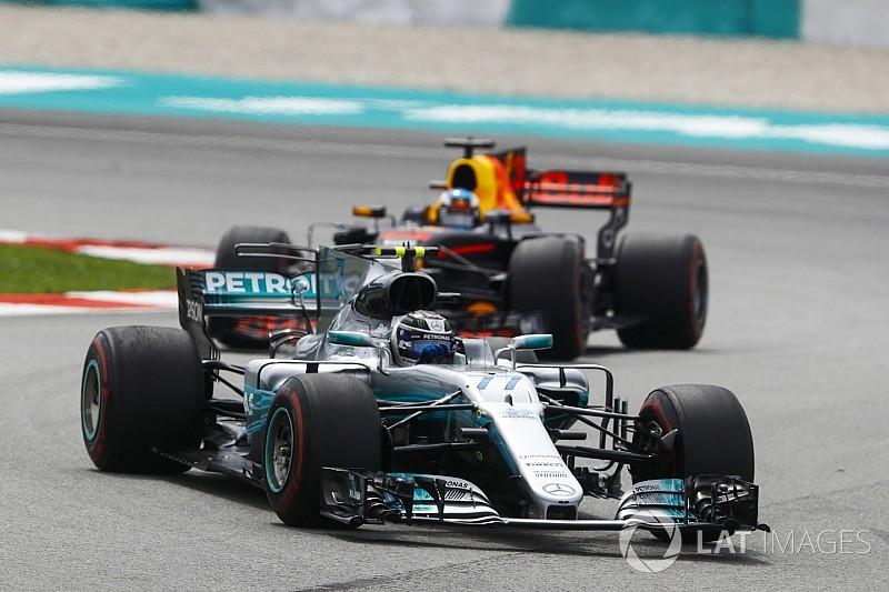 """Após GP ruim, Bottas lamenta: """"Não estou no meu melhor"""""""