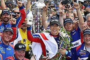 IndyCar Yarış raporu Indy 500: Takuma Sato kazandı, Alonso'nun motoru patladı
