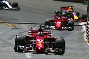 Формула 1 Блог «Не думаю, что в Ferrari применяли командную тактику». Блог Петрова