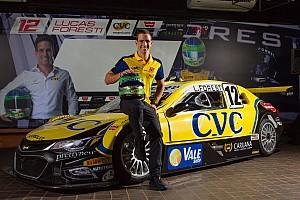 Stock Car Brasil Últimas notícias Em terceiro ano na Stock, Foresti exalta apoio da Full Time