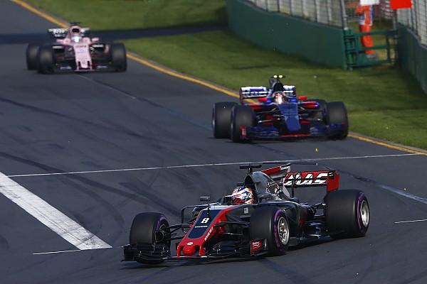Formule 1 Haas :