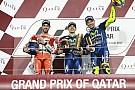MotoGP Qatar MotoGP: Vinales beats Dovizioso in epic duel