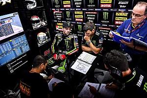 MotoGP Contenu spécial Inside - Une séance dans le stand du team Tech3