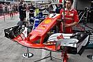 Ferrari: nuova l'ala anteriore, ma la FIA blocca la flessione del fondo