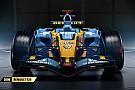 В игре F1 2017 появится чемпионская Renault Алонсо