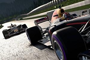 Симрейсинг Самое интересное F1 2017: как будут выглядеть в игре машины Red Bull