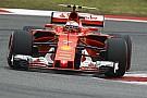 Kimi Räikkönen: Zu viel Untersteuern im F1-Qualifying in Shanghai