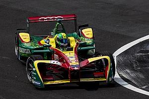 Formel E Rennbericht Formel E in Mexiko: Lucas di Grassi siegt nach Kollision in Runde 1