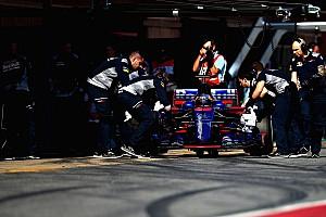 Формула 1 Комментарий В Toro Rosso назвали своих главных соперников