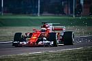 Galeri: Ferrari SF70H pist üstü fotoğrafları