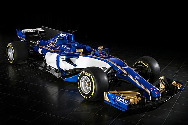 Formula 1 Breaking news Gambar pertama mobil Sauber C36