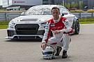 Van der Garde racet in Audi TT Cup op Zandvoort: