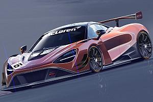 Automotive Nieuws McLaren ontwikkelt 720S GT3 voor 2019