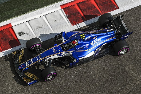 Sauber объявила состав на тесты в Абу-Даби