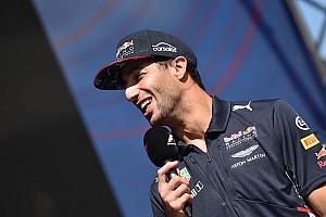 F1 Noticias de última hora Red Bull está listo para ofender, dice Ricciardo