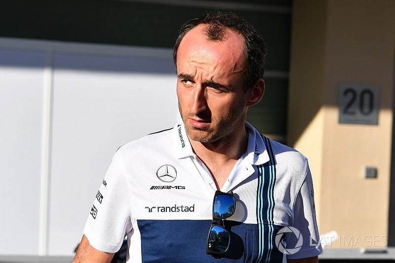 Robert Kubica: Bei Williams 2018 Test- statt Stammfahrer?