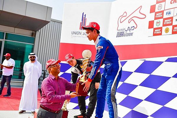Indian Open Wheel Start bagus jadi kunci kemenangan Presley di Race 4 Dubai