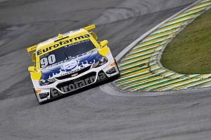 Stock Car Brasil Relato de classificação Maurício supera Serra por 0s006 e é pole em Interlagos