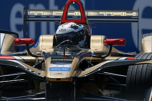 Formula E Breaking news Modifikasi sabuk pengaman, Techeetah didenda €30.000