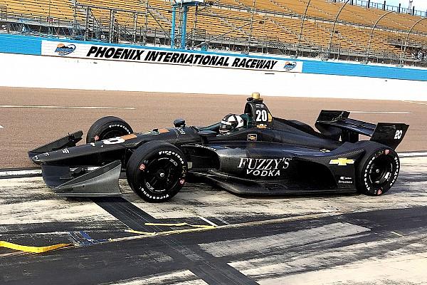 IndyCar Breaking news IndyCar lakukan uji coba shield Februari 2018