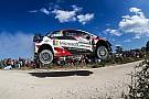 WRC 現在WRCランキング3番手のトヨタ、チームオーダー発動には消極的?