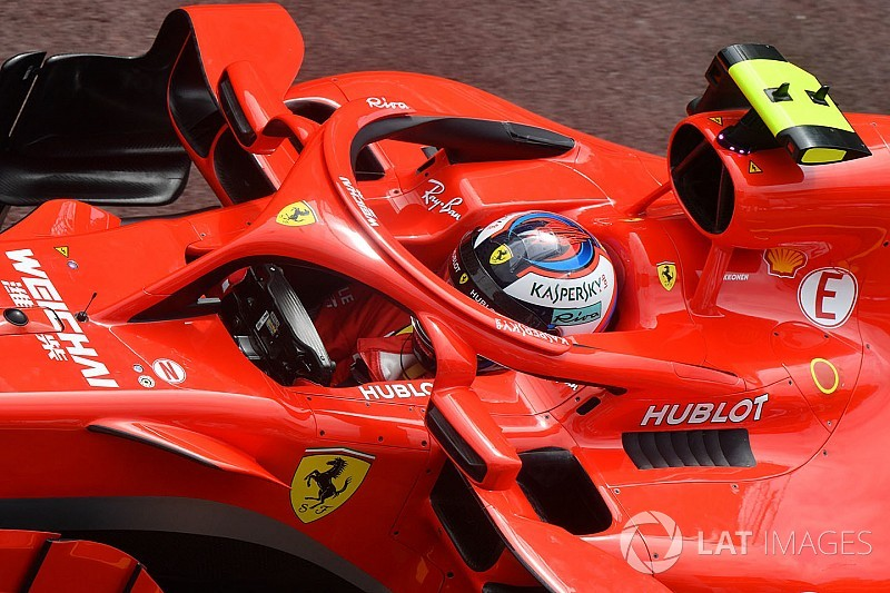 Vídeo: así rediseñó Ferrari sus espejos en el Halo para el resto de la temporada