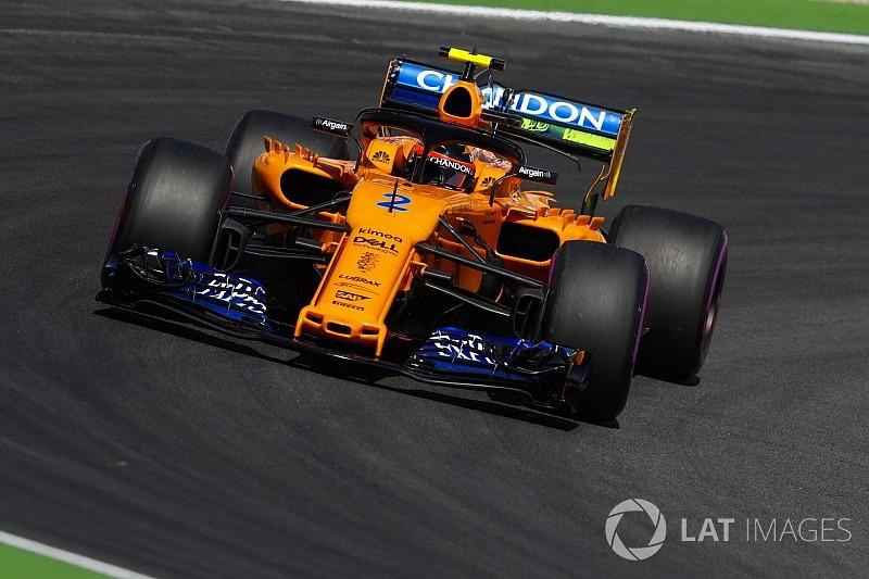 Vandoorne dice que su diferencia con Alonso