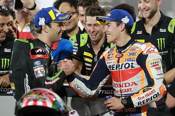 MotoGP Репортаж з кваліфікації Гран Прі Катару, кваліфікація: Зарко випередив Маркеса і стартуватиме з поулу
