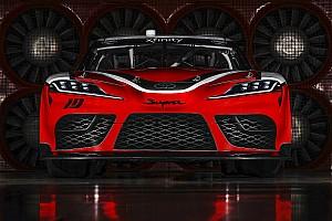 Supra gantikan Camry di NASCAR Xfinity Series