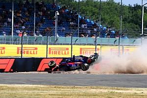 Formule 1 Résumé d'essais libres EL3 - Gros crash pour Hartley, Sauber impressionne