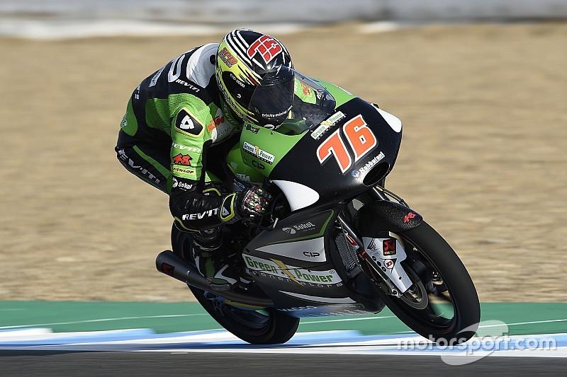 Юрченко вернется в Moto3