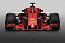 Formula 1 Binotto: SF71H daha uzun ve daha güçlü