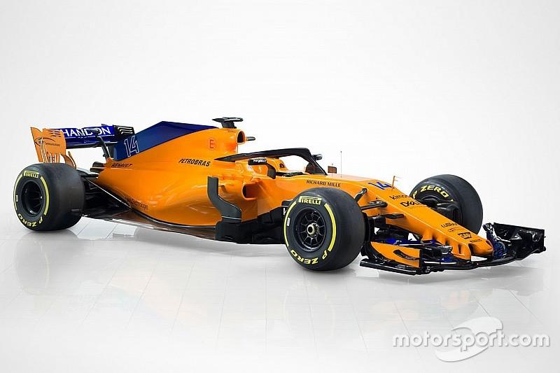 Bildergalerie: Der neue McLaren MCL33 für die Formel 1 2018