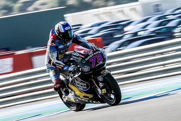 Moto2 Essais de Jerez - Márquez remporte son bras de fer face à Bagnaia