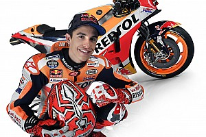 MotoGP Breaking news Marquez signs fresh two-year Honda MotoGP deal