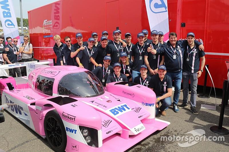 """Waterstofraceteam TU Delft richt pijlen op Le Mans: """"Hopelijk in 2024 aan de start"""""""