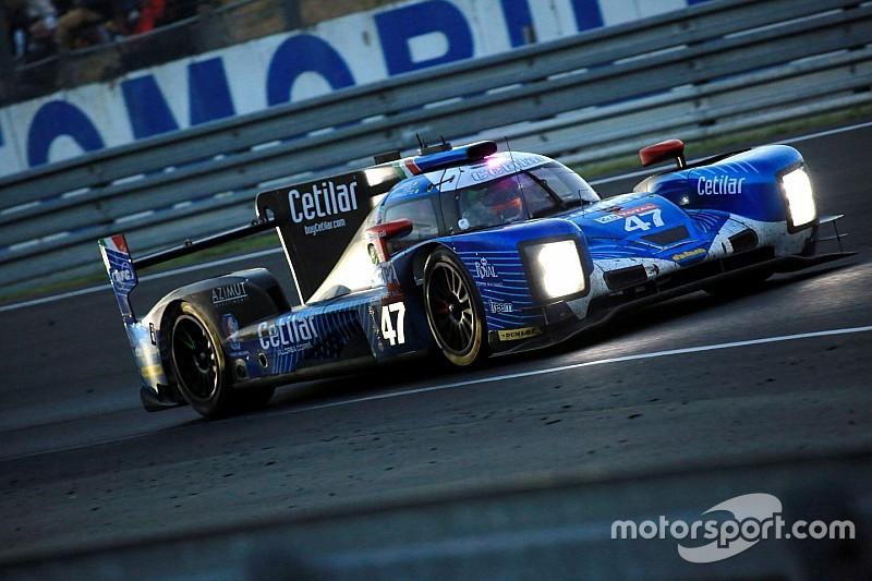 Cetilar Villorba Corse porterà alla Vernasca Silver Club 2018 la Dallara LMP2 che ha corso a Le Mans