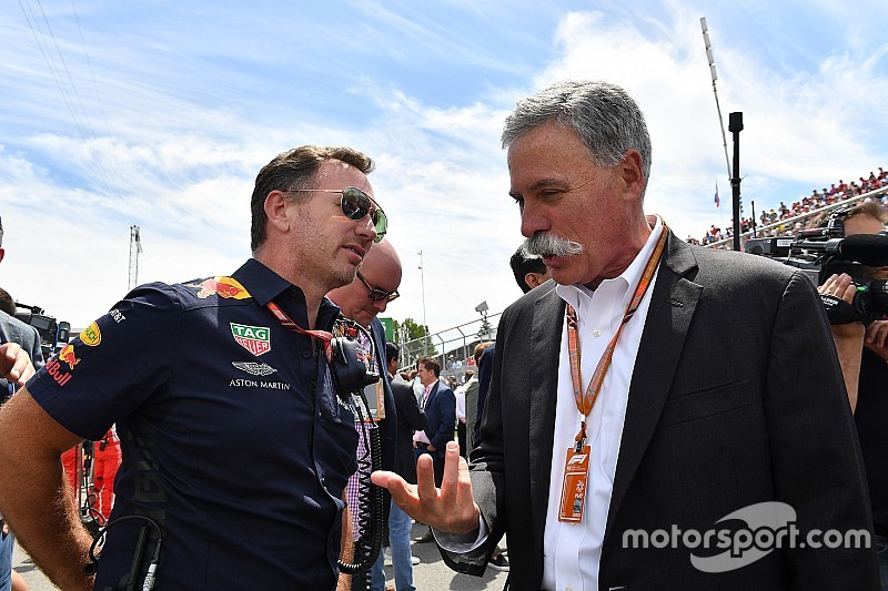 Horner: Ill-prepared Liberty thought F1 was