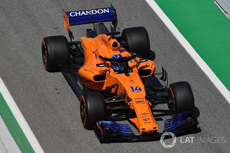 Alonso gets new turbo for Spanish GP