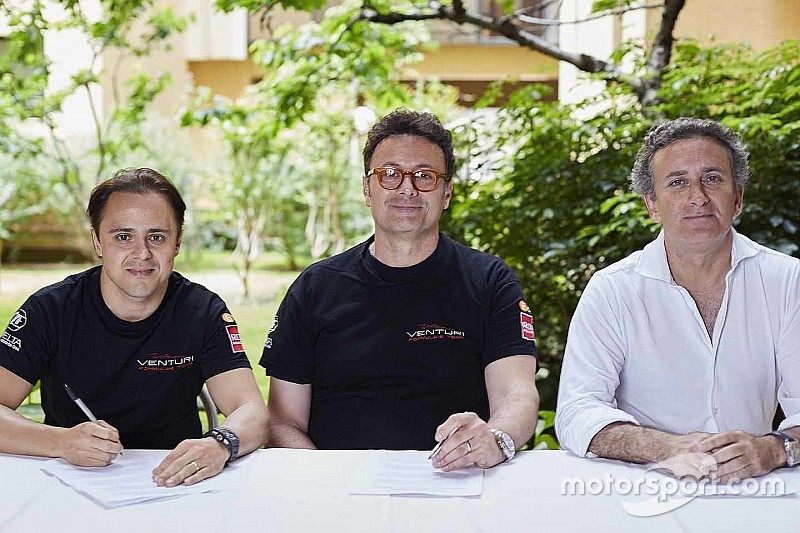 Webber, Massa'yı Formula E'de görmekten memnun
