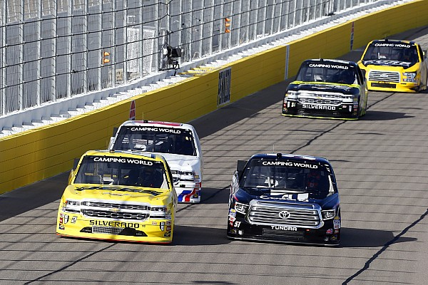Five things to watch for in Friday's Truck race at Las Vegas